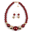 Women-Bohemian-Choker-Chunk-Crystal-Statement-Necklace-Wedding-Jewelry-Set thumbnail 122