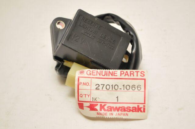 NOS GENUINE KAWASAKI 27010-1066 SWITCH, RESERVE LIGHTING DEVICE -