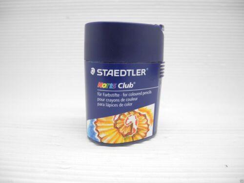 Staedtler Art Nr.512006 Doble Agujero Sacapuntas Verde Y Amarillo