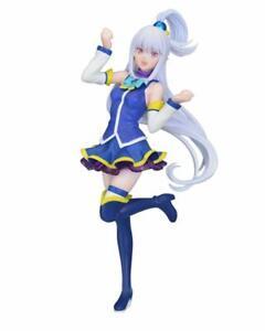 Re:ZERO Starting Life In Another World Figurine SEGA LPM EMILIA AQUA.ver Emilia