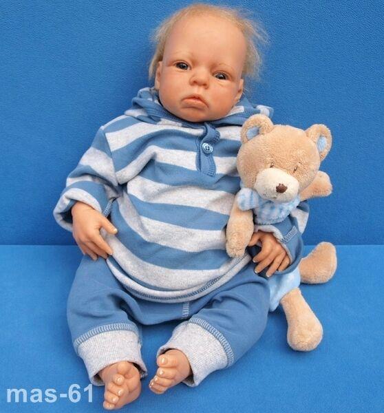 Reborn Baby Bambola Doll KIT Philine DPM artisti BAMBOLA 50 cm poupee