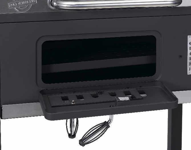 Tepro Toronto Xxl Holzkohlegrill Abdeckhaube : Tepro holzkohlegrill grillwagen toronto xxl b ware ebay