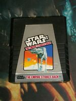 Star Wars Empire Strikes Back Atari Video Game Cartridge