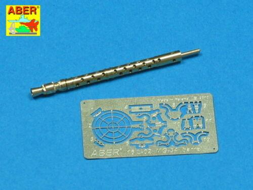 7,92 mm MG34 transformé en métal baril avec refroidissement Veste vue etc #16L02 1//16 Aber