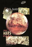 Mars-hit The Planet-win A Prize--2 Sided Science Math Space Astronomy T Shirt