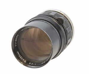 Minolta 135mm F/2.8 Tele Rokkor-PF MC Mount Manual Focus Lens {55} U
