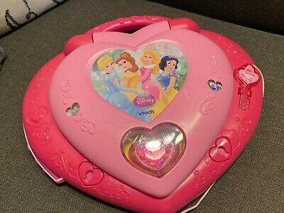 Disney VTech Princess Magical Learning Laptop Computer ...