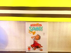 First-Impressions-Sounds-Music-Home-Animal-amp-More-on-DVD-New-Sealed