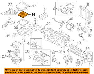BMW-OEM-13-17-X3-Cabin-Air-Filter-64319312318