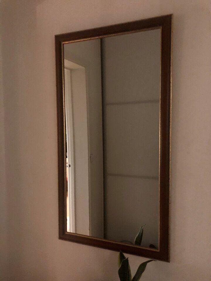 Entremøbler - kommode med spejl