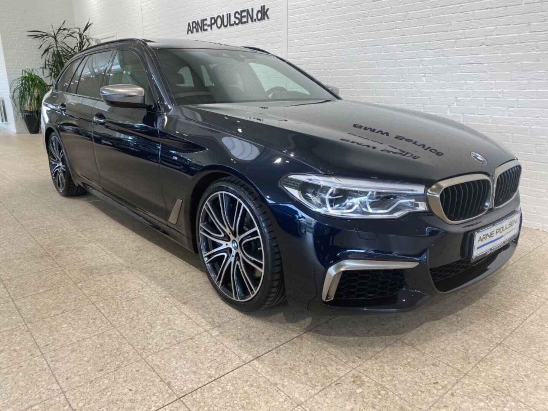 BMW M550d 3,0 Touring xDrive aut. 5d - 825.000 kr.