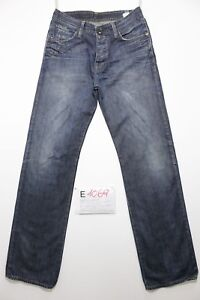 G-Star-Regular-Cod-E1069-Tg-45-W31-L36-jeans-usato-Vita-Alta-Vintage-Street