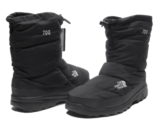 The North Face Nuptse Bootie 700 Boots AN5G002 Size 14
