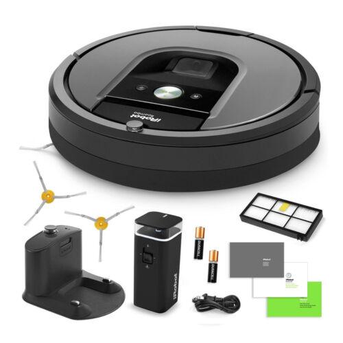 iRobot Roomba® 960 Wi-Fi® Connected Robot Vacuum Dual Mode Virtual Wall