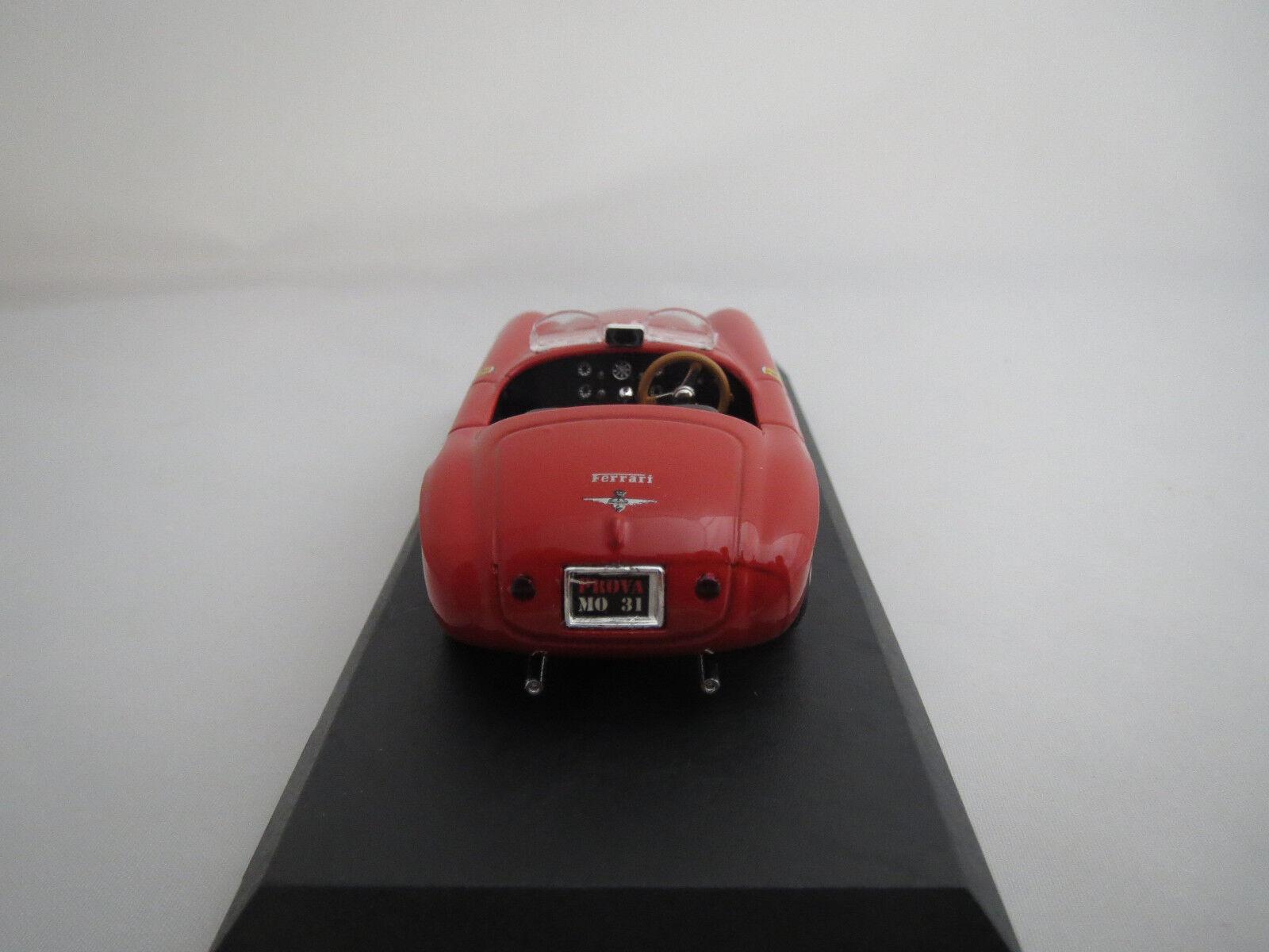 ART Model  Ferrari  166    MM  Spyder-Stradale-Rossa   1948-53   (rot)  1 43 OVP  | Deutschland München  8b43dd