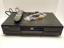 Pioneer DV-343 Dvd Player Twin Wave Laser Pickup Remote A/V Cable 96 kHz 24 Bit