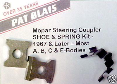 1967-81 Camaro /& Firebird Steering Coupler Rag Joint Rebuild Kit