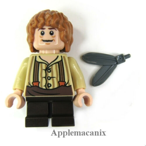 NEW LEGO 79003 The Hobbit An Unexpected Gathering BILBO BAGGINS Minifigure Fig