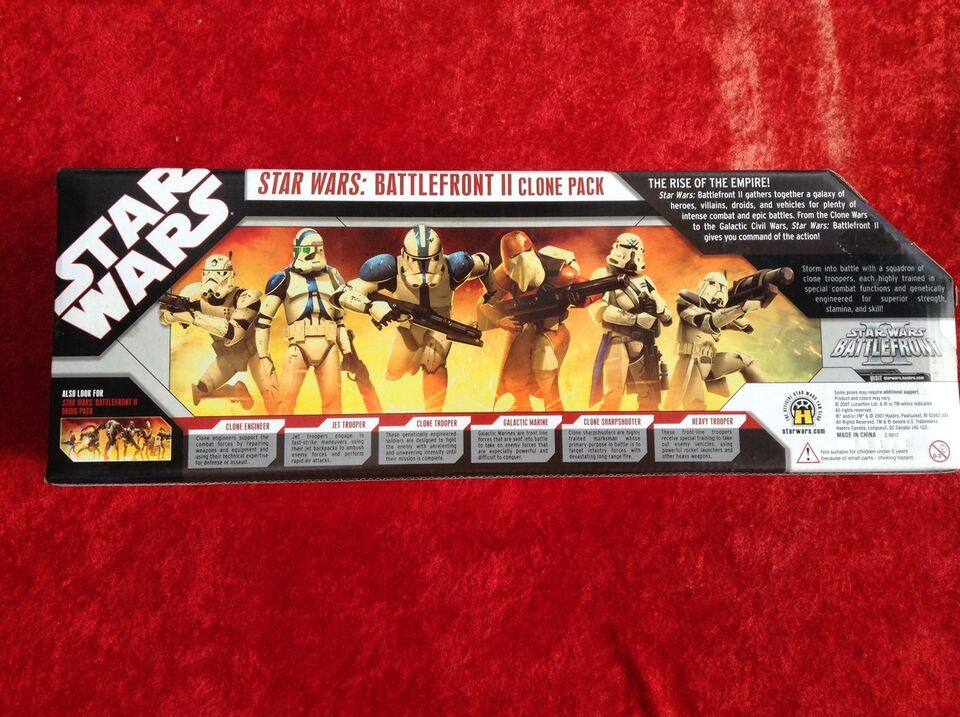Star wars Hasbro, Hasbro