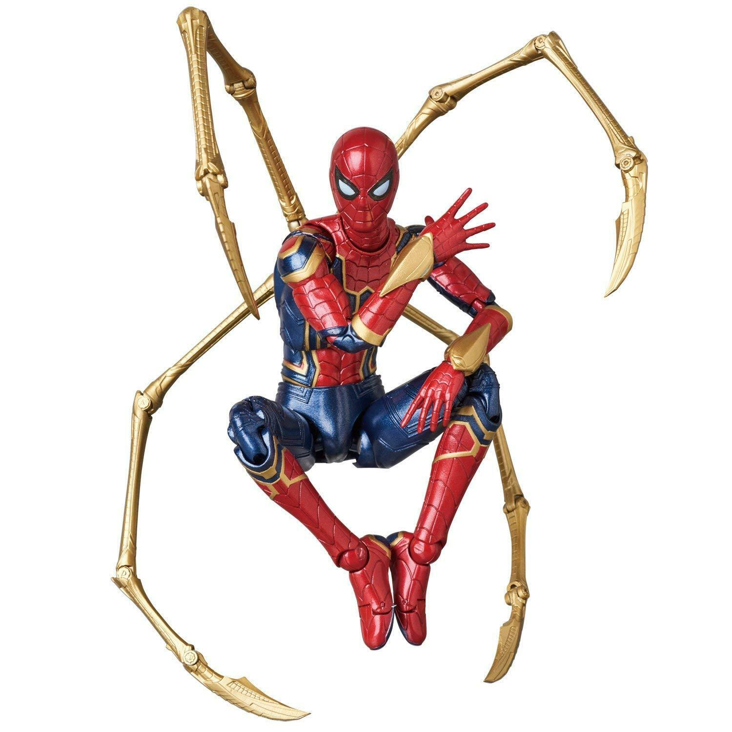Mafex Iron Spider (Avengers / Infinity War) Japan version