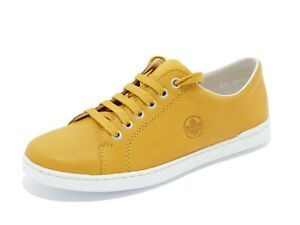Ladies Rieker Lace Up Trainers/Casual