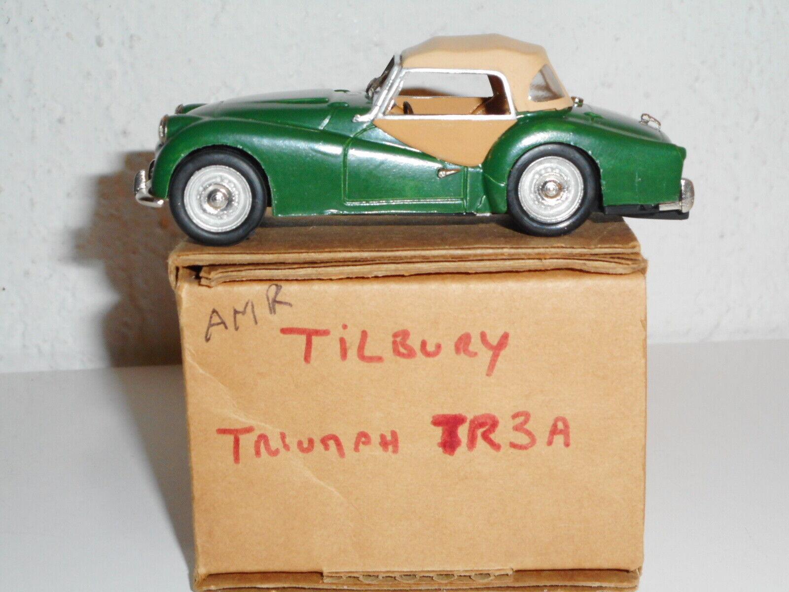 TYLBURY amr Kit métal 1 43 TRIUMPH TR3 A  montage PROFESSIONNEL
