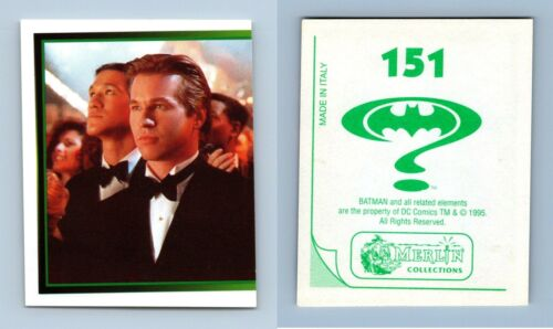 Batman Forever Movie #151 Merlin 1995 Sticker