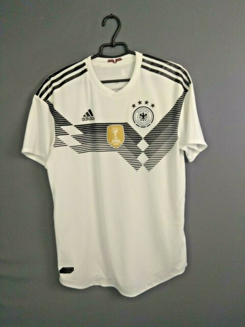 Germany Jersey Player Isuue 2018 2019 Home L Shirt Trikot Adidas BR7313 ig93