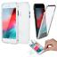 360-MAGNET-GLAS-CASE-Huelle-Aluminium-Vor-Rueckseite-Fuer-Apple-iPhone-X-Silber Indexbild 1