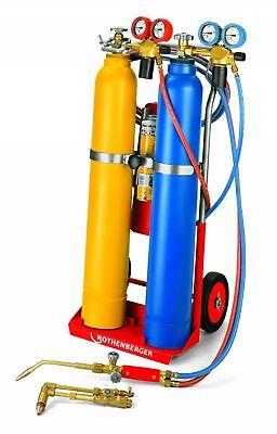 Wandhalterung für 10 2 oder 3 Flaschenhalter 20,50 Liter mit 1 Gasflaschen