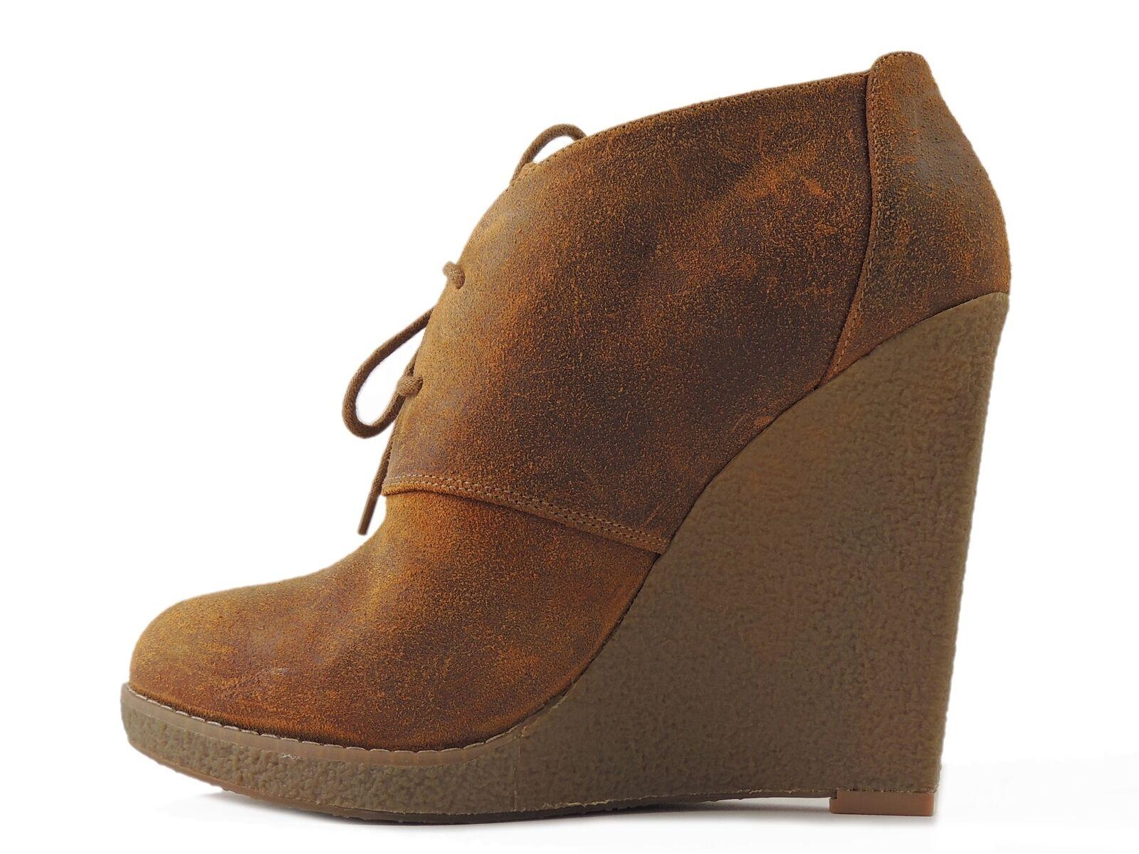 e0ce7ba8e880 ENZO Angiolini Shoes 10 M Womens Flory Medium Natural Leather Ankle ...