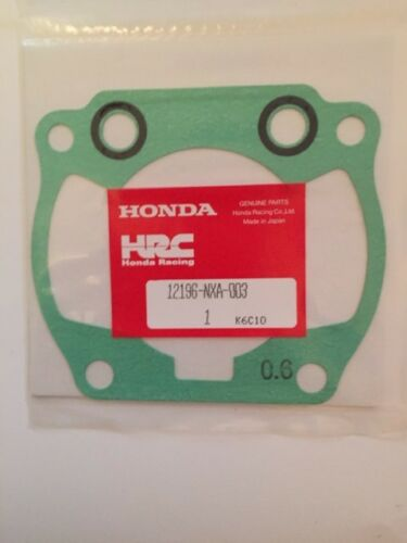 RS250R Honda NXA  0.6 Base Gasket 12196-NXA-003