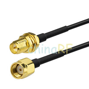 WiFi Router Antenna Extension Cable RP