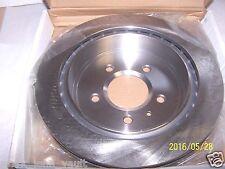 Bendix Brakes Disc Brake Rotor Iron Solid Surface Rear Cadillac CTS STS