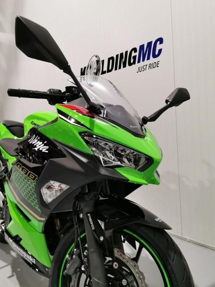 Kawasaki, Ninja 400, ccm