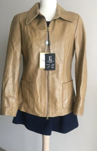 Frakke Biker Frakker Zip Damer Jakke Up Outwear Flight Casual Læder Top Us Kvinder wR6qO1gw