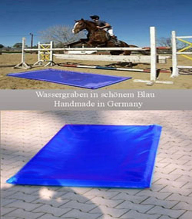 Moat Jump Obstacle Riding Barrier 3 x 0,5 Metre