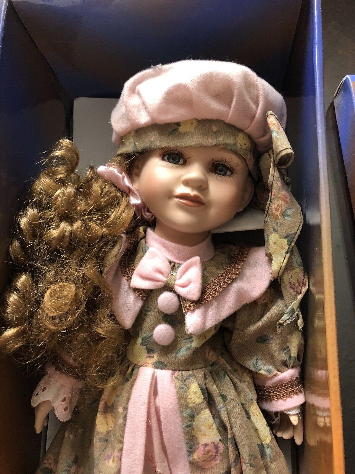 Doris Authentic Ashley Belle Collection