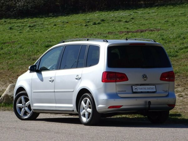 VW Touran 2,0 TDi 140 Comfortline DSG BMT 7p - billede 3