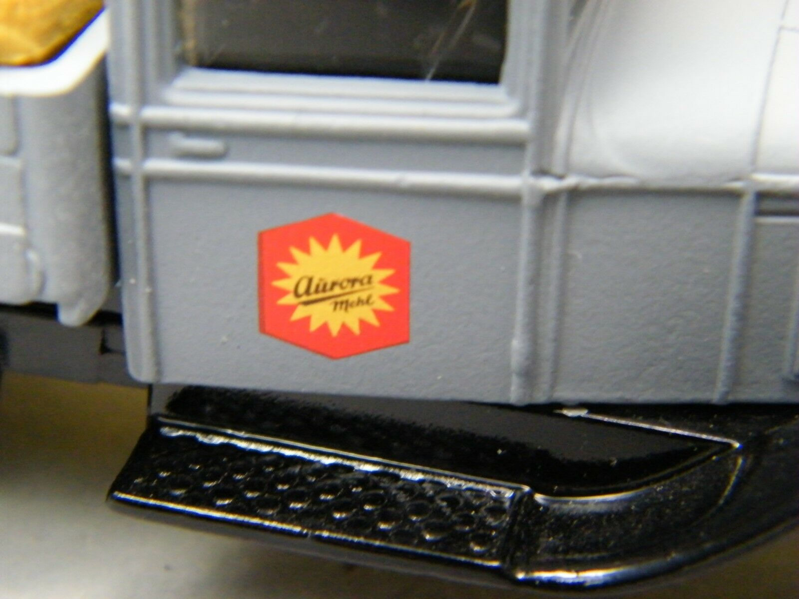 moda Matchbox moy c2 ygl-06 Ford AA aurora harina gris-rarezas modelo modelo modelo OVP imágenes k10  100% precio garantizado