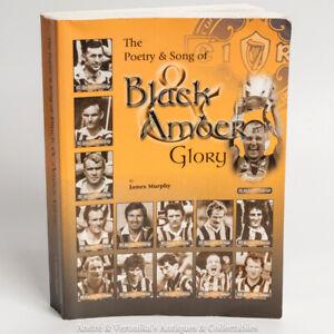 KILKENNY-GAA-The-Poetry-amp-Song-of-BLACK-AMBER-GLORY-SIGNED-Irish-Sport-History