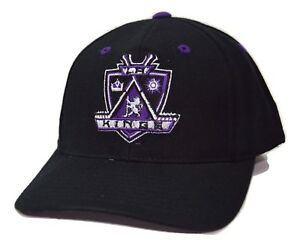 info for d8275 6c12c Details about Los Angeles Kings PUMA Team Apparel NHL Team Logo Adjustable  Hockey Cap Hat