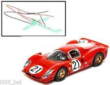 'New' Scalextric W9248 PCB Front/ Rear Light Circuit Board Ferrari 330 P4 C2641
