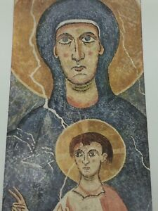 Head-of-The-Virgin-and-Child-Entrhoned-Print-Vintage-25313