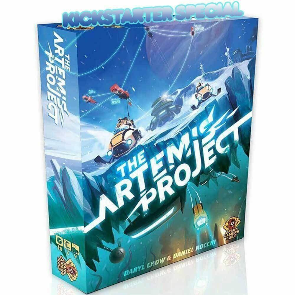 The Artemis Project  Galileo Pledge (Kickstarter Special)