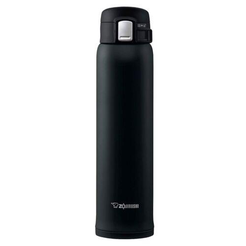 "Zojirushi 象印真空保溫杯 SM-SHE60 Stainless Steel /""One touch Open/"" Vacuum Bottle 600ml"