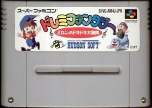 DOREMI-FANTASY-Nintendo-Super-Famicom-Japanese-SFC-SNES-Japan-F-S