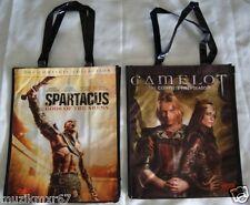 SDCC Comic Con 2011 EXCLUSIVE - STARZ Original Spartacus / CamelotTote bag