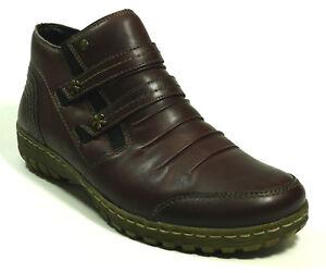 Braun Leder Zu Hush Boots Bordeaux Flex Used Neu 36 Anti Puppies Shock Details Stiefelette 13uKlJcTF