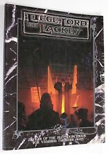 VAMPIRE THE DARK AGES LIEGE, LORD AND LACKEY 1997 White Wolf #WW2806